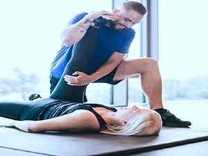 Séance de coaching postural a Jouy le moutier 95